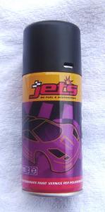 Colore Spray Nero - Jet's