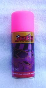 Colore Spray Rosso Fluò - Jet's