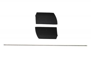 Barra stabilizzatrice completa E-Rix 450 Jamara