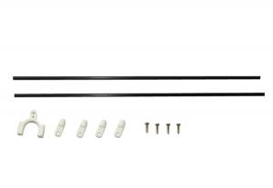 Tiranti del trave di coda E-Rix 450 Jamara