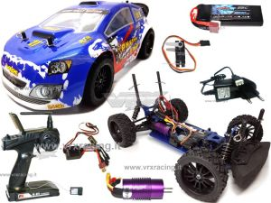 Rally Flash BL 1:16 - VRX-Racing