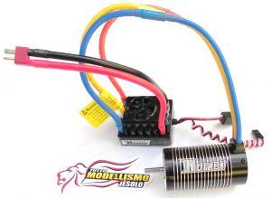 Combo Roket Racing Motore 2250+Esc120A