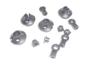 Set plastiche ammortizzatori - Carrara Z9