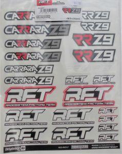 Decals Carrara Z9