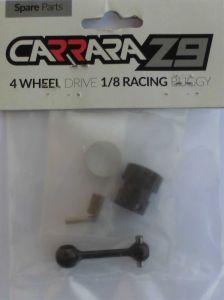 CVD set centrale posteriore - Carrara Z9