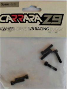 Set viti M3,5X14 HEX (10) - Carrara Z9