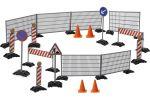 Set accessori da cantiere - Jamara