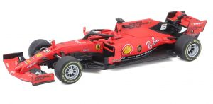 Ferrari F1 SF190 Vettel  -  BBurago