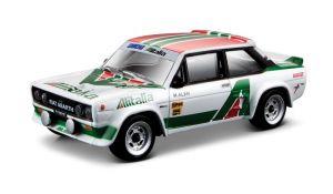 Fiat 131 Rally Alitalia - BBurago