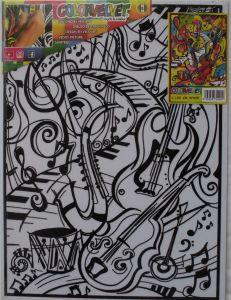 Strumenti musicali - Colorvelvet