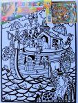 Arca di Noe' - Colorvelvet