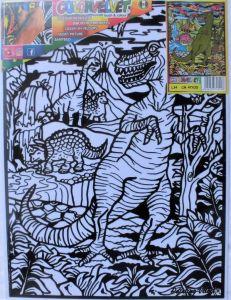Dinosauri - Colorvelvet