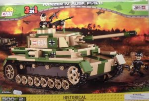 Panzer IV Ausf.F1/G/H - COBI