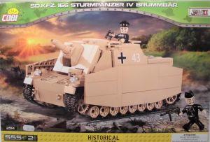 Sturmpanzer IV Brummbar - COBI