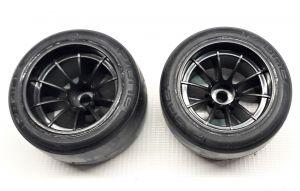 Gomme posteriori F1 - WRC
