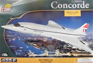 Concorde  G-BBDG - COBI