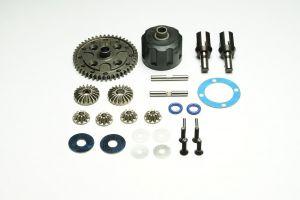 Differenziale centrale completo - WRC