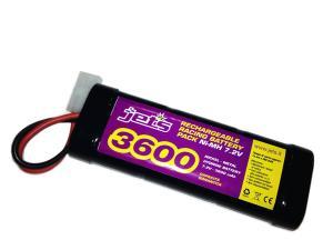 Batterie Jet's NiMh 7,2 - 3600 mah