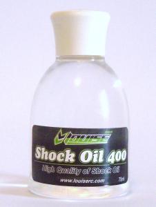 Olio siliconico Louise 400 per ammortizzatori
