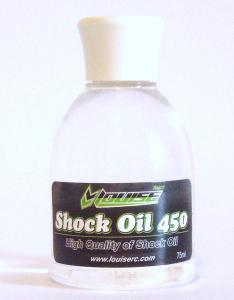Olio siliconico Louise 450 per ammortizzatori