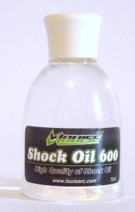 Olio siliconico Louise 600 per ammortizzatori
