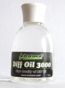 Olio siliconico Louise 3000 per differenziali
