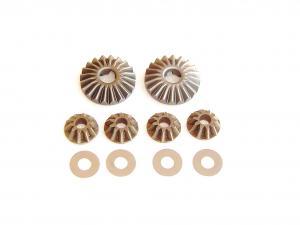 Ingranaggi differenziali in acciaio - Hong-Nor Jamara X3