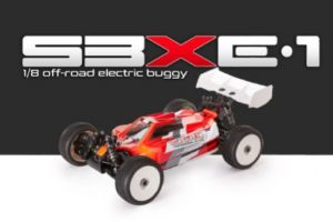 SBX-1E - WRC - Electric Competition Buggy