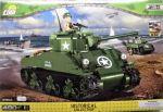 Sherman M4A1 - COBI